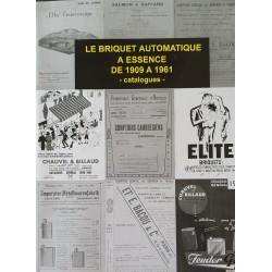 The Briquet Automatique a Essence de 1909 A 1961 - Catalogues