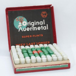 Auermetal flints